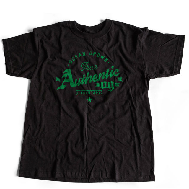 Authentic OG | Discreet Cannabis T Shirt