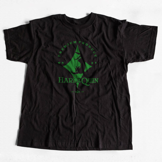 Harlequin Discreet Cannabis Strain T Shirt | Fire Strains, Classic Designs