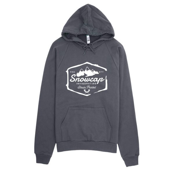 Snowcap California Fleece Pullover Hoodie