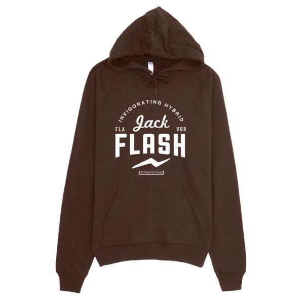 Jack Flash Discreet Cannabis Strain Hoodie