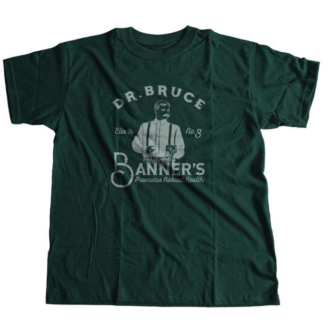 Bruce Banner Discreet Cannabis Strain T Shirt | Fire Strains, Classic Designs